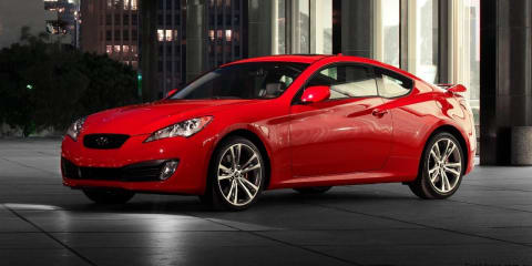 Next-generation Hyundai Genesis Coupe possible for Australia
