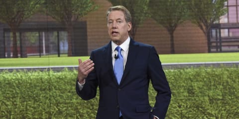 Bill Ford discussed merger with Fiat Chrysler