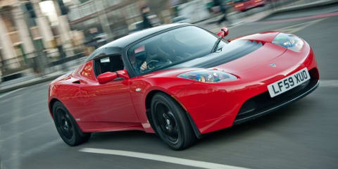2011 Tesla Roadster 2.5 on sale in Australia