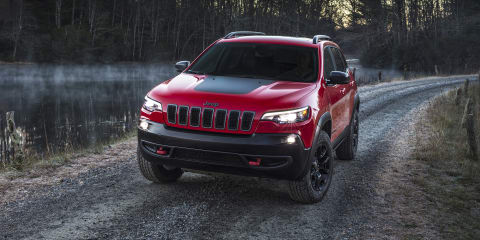 2019 Jeep Cherokee detailed in Detroit