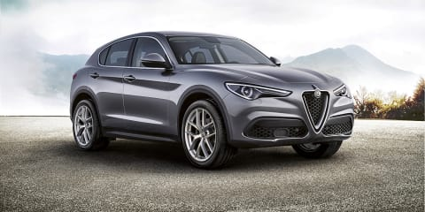 2017 Alfa Romeo Stelvio First Edition revealed