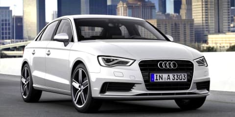 Audi: New Cars 2014