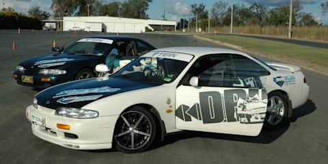 CarAdvice goes to Drift School (SDT)