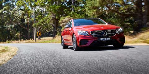 Mercedes-Benz testing autonomous system in 'unique' Australian conditions