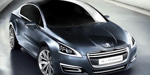 Peugeot 5 Concept Car Update