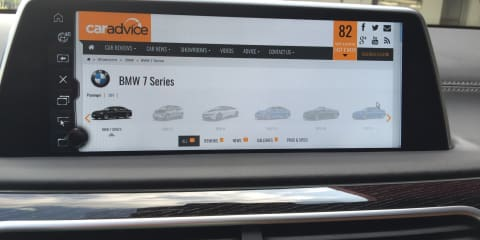 BMW iDrive 5.0 Review