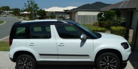 2014 Skoda Yeti Outdoor 103 TDI Review