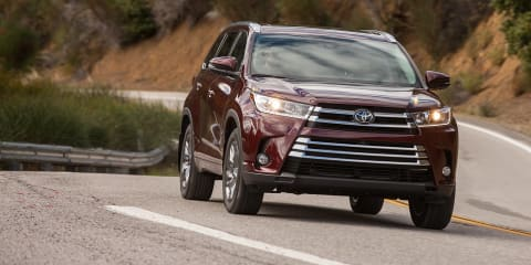2017 Toyota Kluger review
