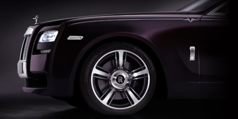 Rolls-Royce Ghost V-Specification boosts power to 442kW
