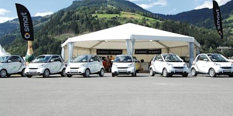 World's largest smart car gathering