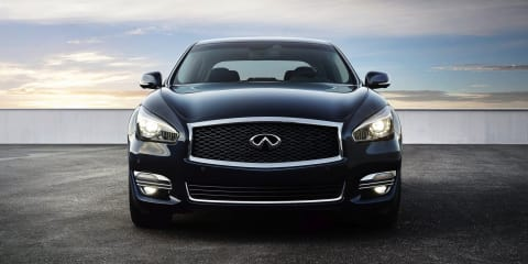 Infiniti says it's time to stop being a second-tier luxury brand