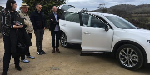 CarAdvice podcast 119: LIVE from our reader Mazda driving event in Tasmania!