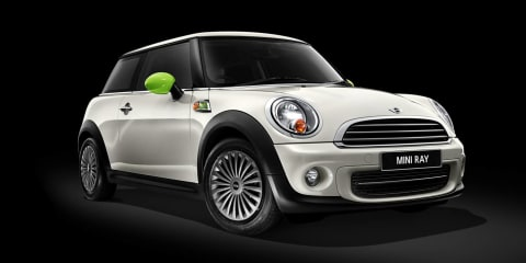 MINI RAY launched in Australia for under $26,000