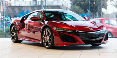2017 Honda NSX:: $420,000 driveaway price tag tipped for hybrid supercar