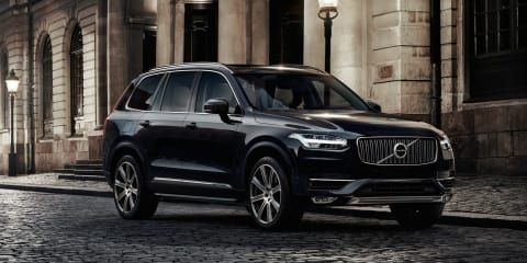 2015 Volvo XC90 First Edition: 1927 vehicles available via online purchase only
