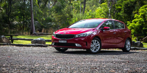 Destination Drive: Three Sisters, Blue Mountains in the 2016 Kia Cerato Si