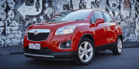 2015 Holden Trax: pricing and specifications