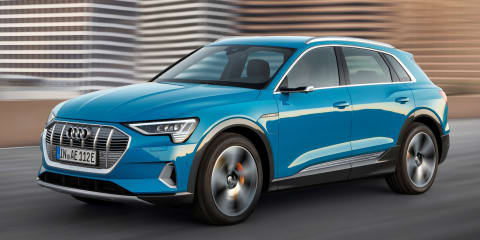 Audi e-tron quattro won't be stocked in US showrooms