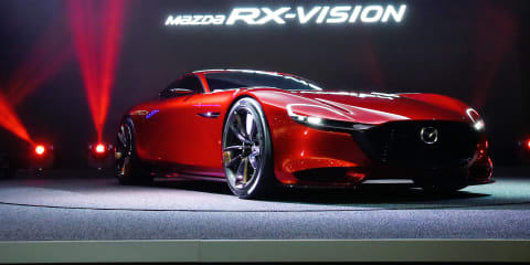 Mazda working on 'fundamental and structure issues of rotary engine', no electrified RX model