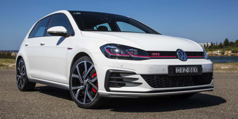 Volkswagen Golf GTI now $47,990 drive-away