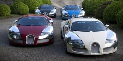 Bugatti looking for marketing intern