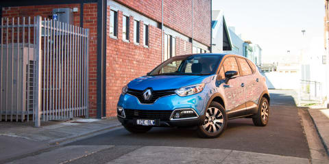 2015 Renault Captur Expression Review