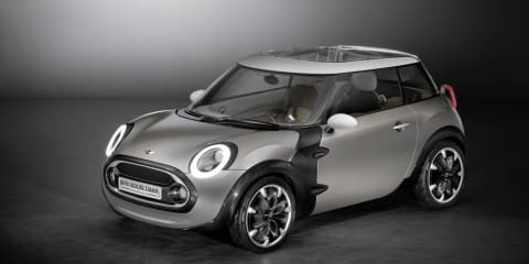 Mini Rocketman Concept to go into production: report