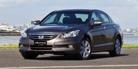 2012 HONDA ACCORD VTi LIMITED EDITION Review