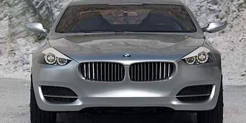 BMW CS Concept - BMW 8 Series?