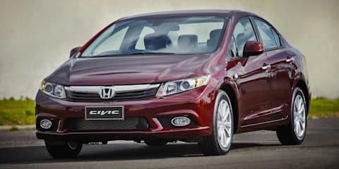 Honda Civic sedan updated, cut to $21,990 driveaway