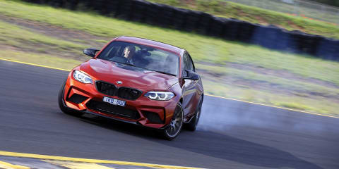 BMW 2 Series coupe to stick with rear-wheel drive
