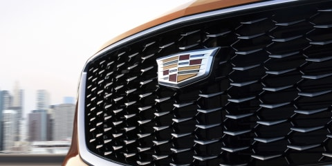 Cadillac goes metric... for its drivetrain badging