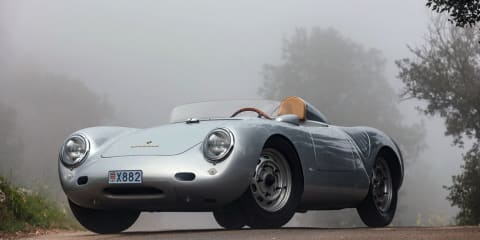 1957 Porsche 550A Spyder for sale... to the right owner
