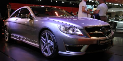 Mercedes-Benz CL 63 AMG at 2010 AIMS