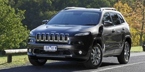 2014 Jeep Cherokee recalled