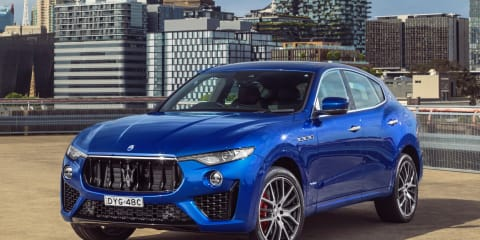 Maserati slashes prices range-wide for 2019