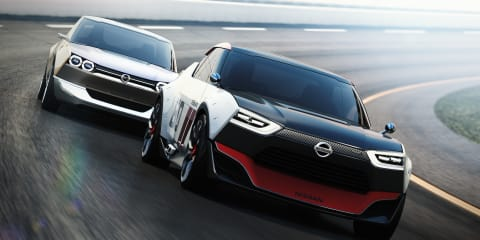Nissan iDX: No answer this year, but coupe remains 'under study'