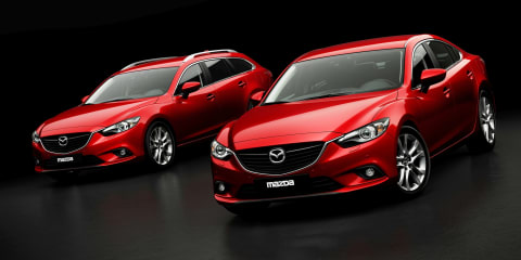 2013 Mazda 6 diesel to beat Camry Hybrid on fuel efficiency