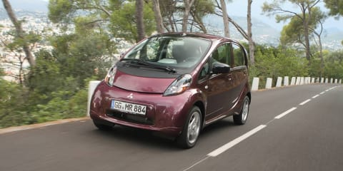 Mitsubishi i-MiEV to get shorter range, cheaper price