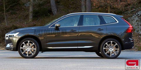 2018 Volvo XC60 leaked ahead of reveal