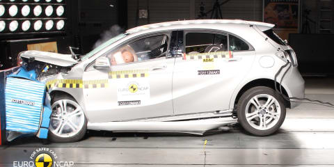 Euro NCAP praises Ford Fiesta, Mercedes-Benz A-Class, Volkswagen Golf for advanced safety
