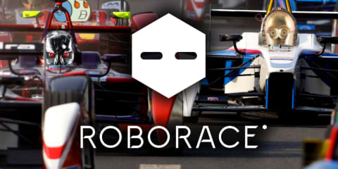 Formula E Roborace:: driverless electric racing series announced