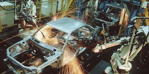 Toyota finance arm seeks govt loan-report