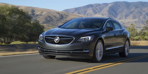 2017 Buick LaCrosse could preview all-new Commodore: 230kW all-wheel-drive V6 with torque vectoring