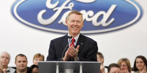 Ford plans to reduce showroom lineup to 20