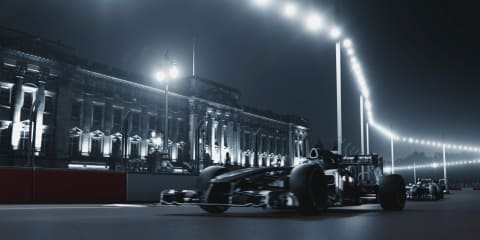 London Grand Prix: F1 street circuit proposed for English capital