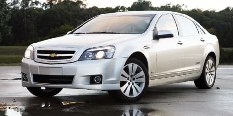 Report: Holden Caprice could become next Chevrolet Impala