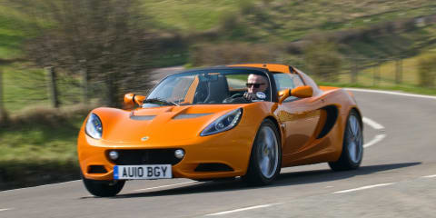 2012 Lotus Elise S: torque boost for supercharged racer