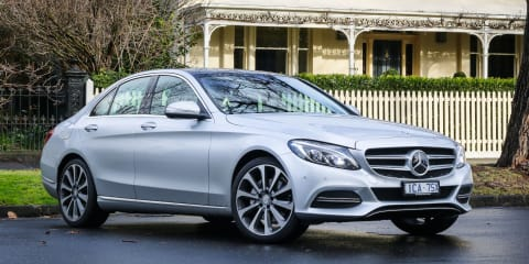 Mercedes-Benz: Same-same sedan design a non-issue