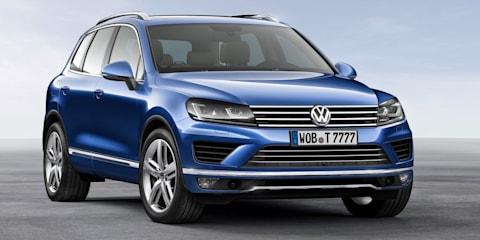 Volkswagen Touareg facelift brings fresh looks, new technology